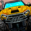 Monster Truck Sprint Game Online kiz10