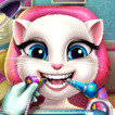 Angela Real Dentist Game Online kiz10