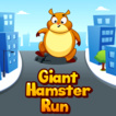Giant Hamster Run Game Online kiz10