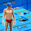 Swimming Pro Game Online kiz10