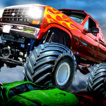 Swift Monster Truck 3D Game Online kiz10