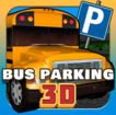 Bus Parking 3D Game Online kiz10