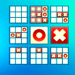 Game Strategic Tic Tac Toe