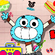 Game Gumball's Manic Canteen