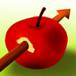 Game Shoot the Apple