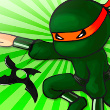 Ninja Rush Game Online kiz10