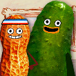 Pickle & Peanut: Mjart Mart Madness Game Online kiz10