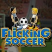 Flicking Soccer Game Online kiz10