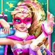 Superhero Doll Hospital Recovery Game Online kiz10