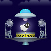Sheep Abduction Game Online kiz10