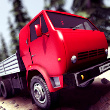 Truck Driver Crazy Road Game Online kiz10
