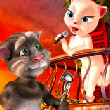 My Talking Tom game Game Online kiz10