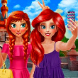 BFF Selfie Time Game Online kiz10