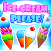 Ice Cream Please Game Online kiz10