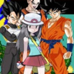 Game Dragon Ball Z Team Training