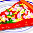 Game Bocconcini Pizza