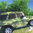 Russian Extreme Offroad Game Online kiz10