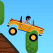 Up Hill Racing Game Online kiz10