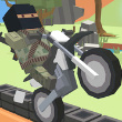 Blocky Trials Game Online kiz10