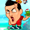 Super Soccer Noggins: Infinite Christmas Edition Game Online kiz10