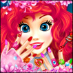 The little Ariela Manicure Saloon Game Online kiz10