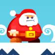 Game Santa Runnn