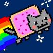 Game Nyan Cat Fly