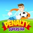 Penalty Superstar Game Online kiz10