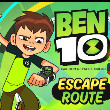 Ben 10: Escape Route Game Online kiz10
