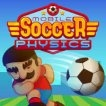 Soccer Physics Mobile Game Online kiz10