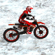 Moto Trials: Winter 2 Game Online kiz10