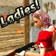 Lady Shooters Game Online kiz10