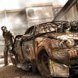 Game Zombie Dead Race