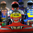 Game GO Kart HD