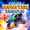 Racing Monster Trucks Game Online kiz10