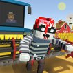 Zombie Harvester Rush Game Online kiz10
