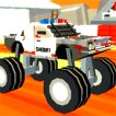 Mad Monster Trucks Game Online kiz10