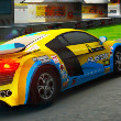 Racing Thunder Game Online kiz10