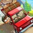 Hill Climb Twisted Transport  Game Online kiz10