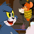 Game The Tom and Jerry: Broom Riders