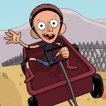 Clarence Games: Reckless Ramps Game Online kiz10
