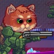 Armored Kitten Game Online kiz10