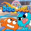 Game Gumball Disc Duel