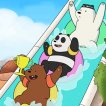Game We Bare Bears: Beary Rapids