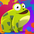 Game Paint the Frog
