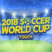 2018 Soccer World Cup touch Game Online kiz10