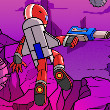 Game Humanoid Space Race 2