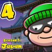 Game Bob The Robber 4 Season 3: Japan