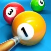 8 Ball Billiards Classic Game Online kiz10