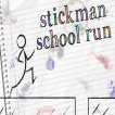 Stickman school Run Game Online kiz10